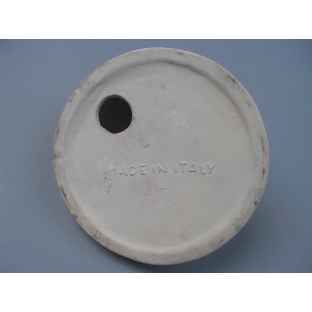 Italian Porcelain Tuaca Ashtray For Sale In Los Angeles - Image 6 of 6