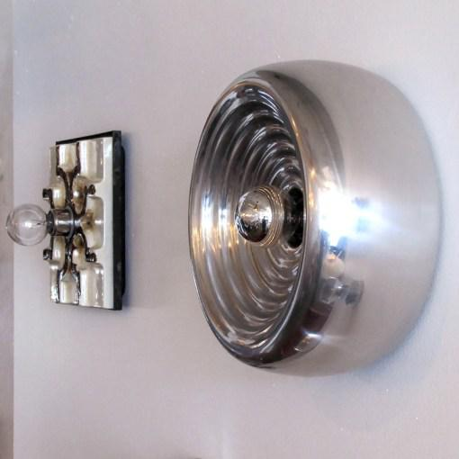 "1960s Castiglioni ""Padina"" Wall Lights - A Pair For Sale - Image 5 of 10"