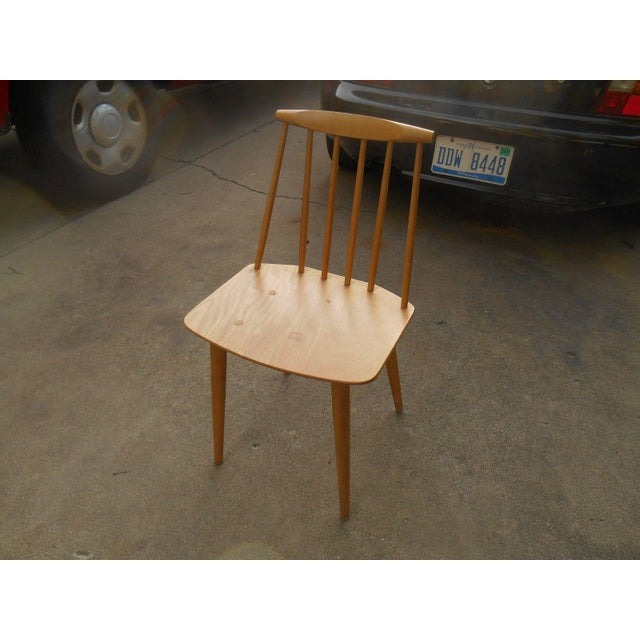 Mid-Century Danish Modern Mobler Chair - Image 7 of 7