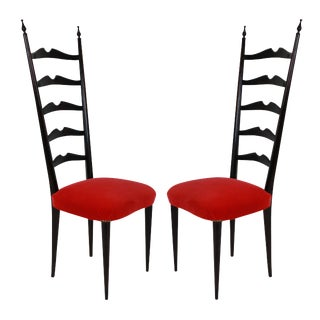 Paolo Buffa Chairs For Sale