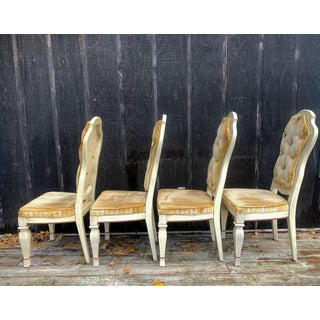1970s French Provincial Chairs - Set of 4 Preview
