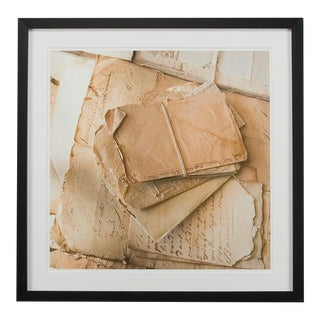 Sarreid LTd. Framed Artist Edition Print