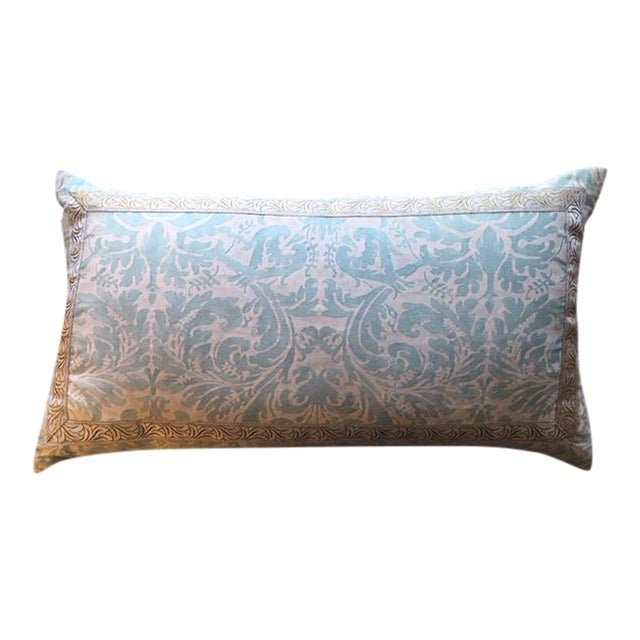 Fortuny Lumbar Pillow For Sale