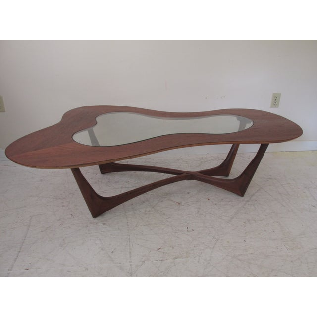 Vintage Biomorphic Coffee Table by Erno Fabry - Image 4 of 9