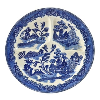 Blue Willow Tray For Sale