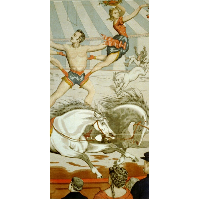 In the Ring - Four Prints of Circus Art From 1800s - Image 4 of 5