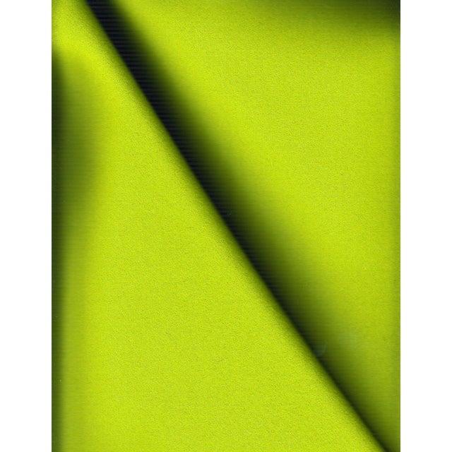 Maharam Kvadrat Kiwi Green Divina Wool - 2 Yards - Image 1 of 2