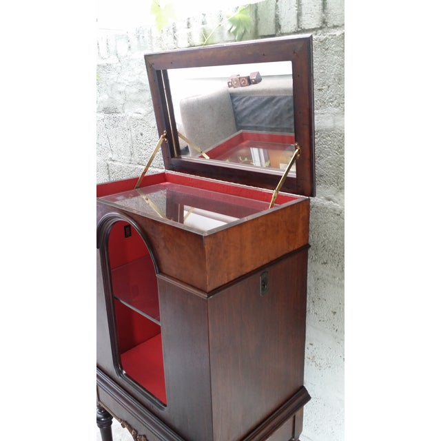 Vintage Radio Cabinet - Image 3 of 7