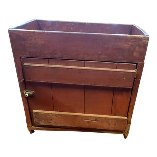 Early 19th Century Dry Sink/Potting Table/Bar For Sale