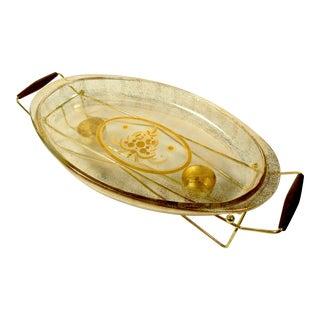 Vintage George Briard Chaffing Dish