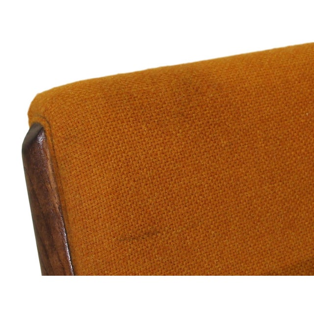 1960s Adrian Pearsall Style Sofa by Prestige Furniture Company For Sale - Image 5 of 7