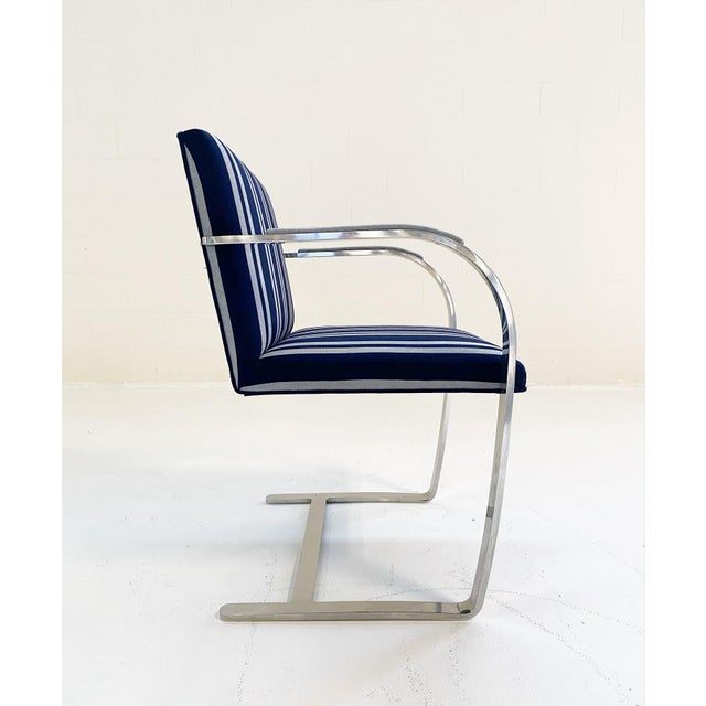 Mid-Century Modern Kule X Forsyth Ludwig Mies Van Der Rohe Brno Chair For Sale - Image 3 of 9