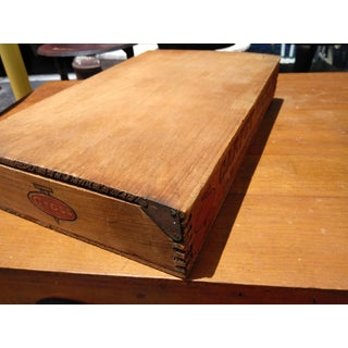 1930s Wooden Display Box From Cross Carpet Tacks Preview