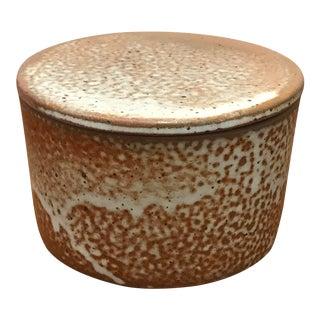 Mid-Century Ceramic Pot