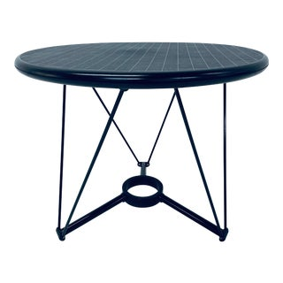 Post Modern Adjustable Coffee or Dining Table by Andries and Hiroko Van Onck for Magis For Sale