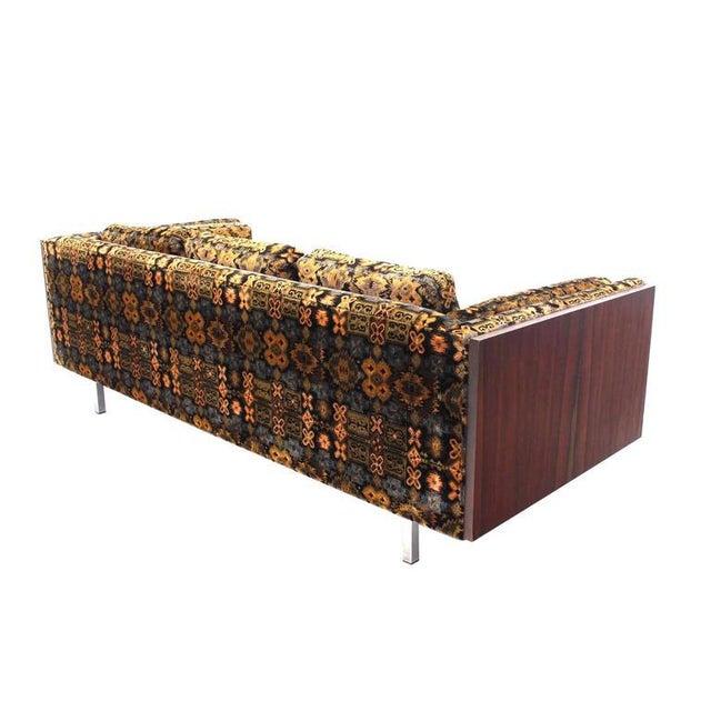 Nice Mid-Century Modern rosewood sofa.