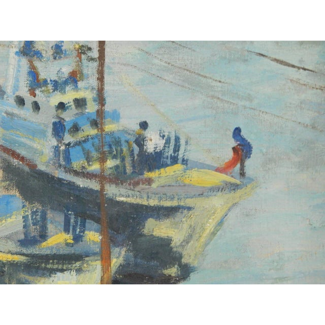 Roudens Maroselli Oil on Canvas - Image 4 of 8