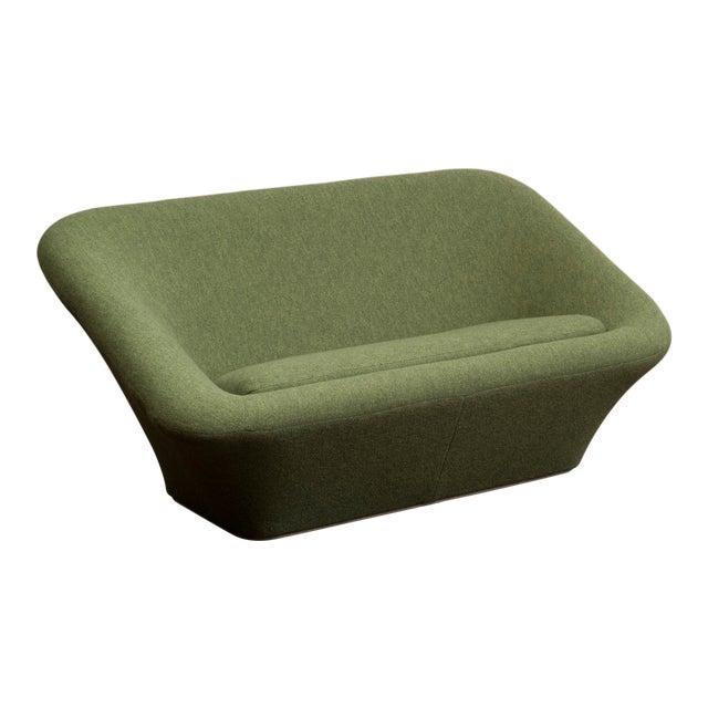 Pierre Paulin Mushroom Sofa in Wool for Artifort, France C. 1962 For Sale