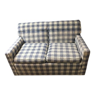 Brunschwig & Fils 1980s Art Nouveau Loveseat or Sofa For Sale