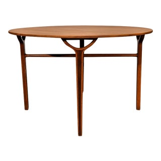 Peter Hvidt and Orla Mølgaard-Nielsen Ax Coffee Table For Sale