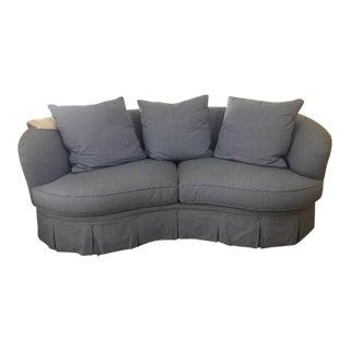C R Laine Curved Back Sofa