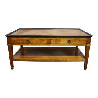 Mid-20th Century French Coffee Table For Sale