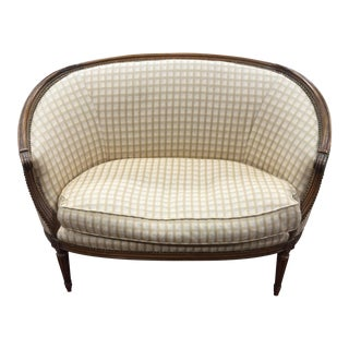 French Settee Loveseat For Sale
