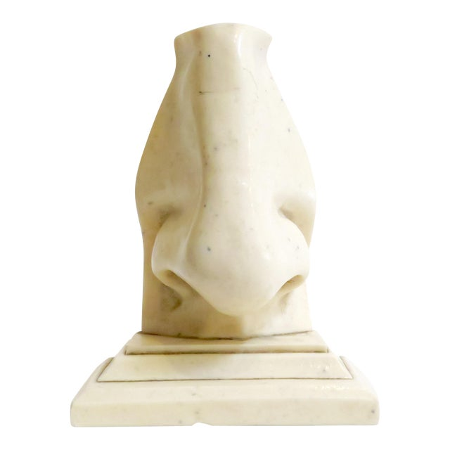 Stone Nose Sculpture - Image 1 of 6