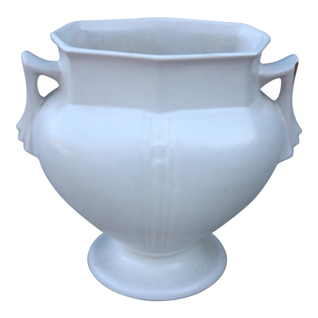 Mid-Century Roseville Vase - Image 1 of 4