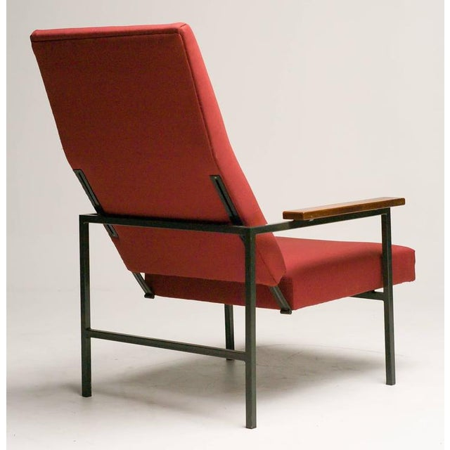 Gelderland Lotus Lounge Chair by Rob Parry for Gelderland For Sale - Image 4 of 8