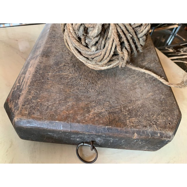Antique Twine Ball For Sale - Image 4 of 5