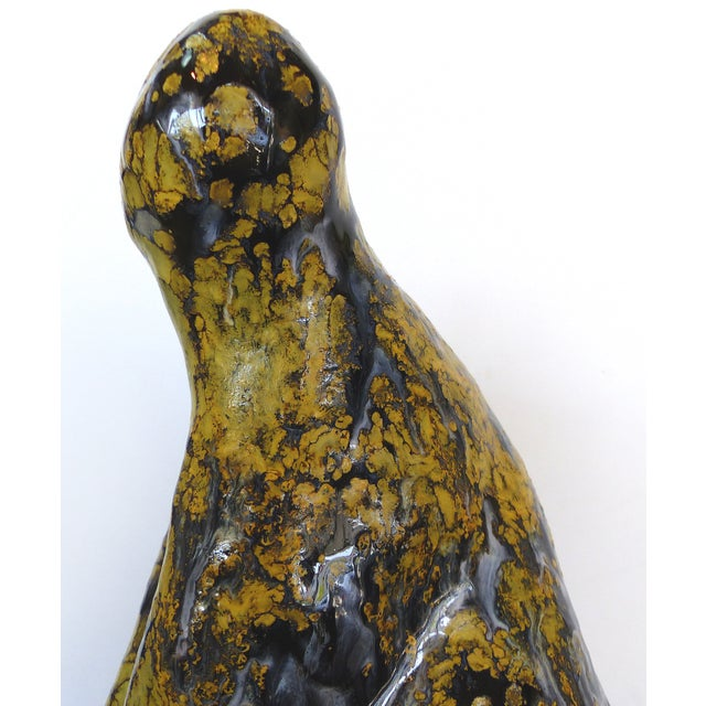Pierced Mermaid Sculpture by Gary Fonseca For Sale - Image 5 of 11