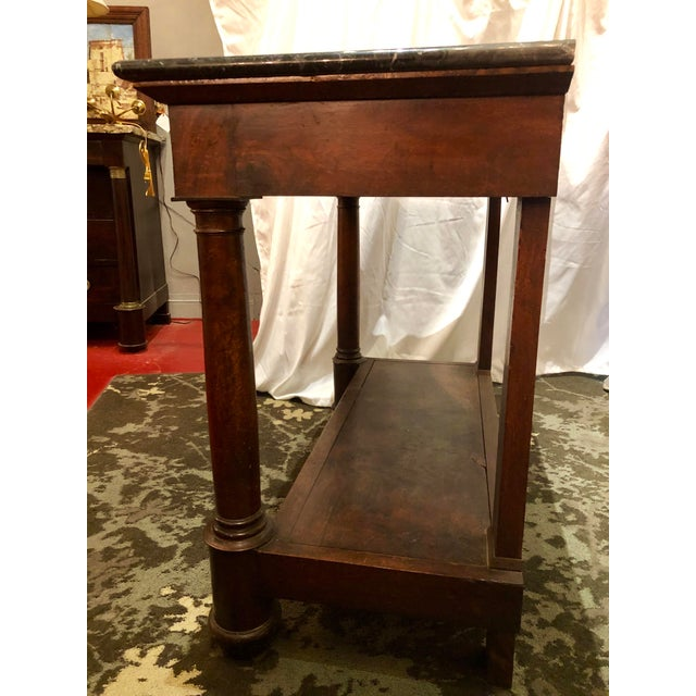 French Empire Country Console For Sale - Image 4 of 12