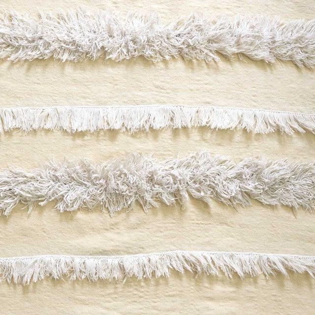 Moroccan Handira Wedding Blanket - Image 4 of 5