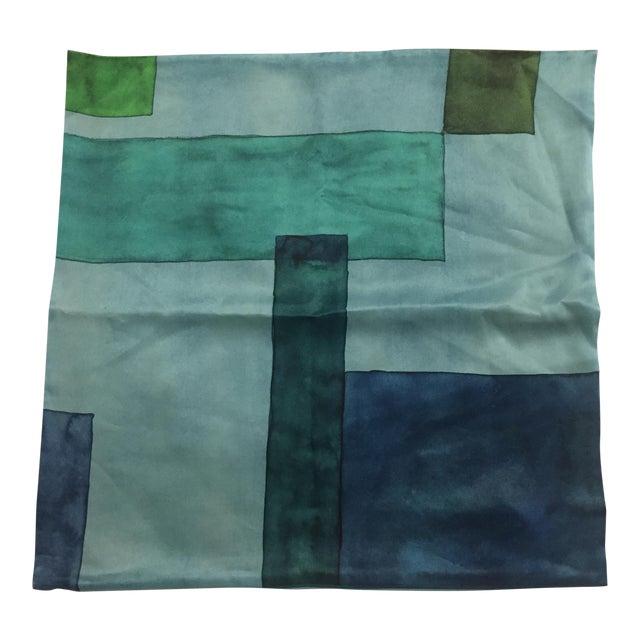 West Elm Roar + Rabbit Colorblock Pillow Cover - Image 1 of 7