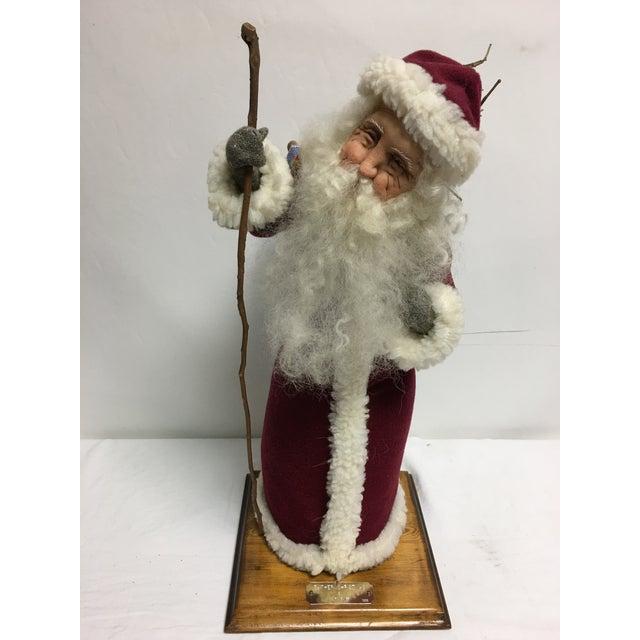 Sara Baker Hand Made Father Christmas - Image 9 of 10