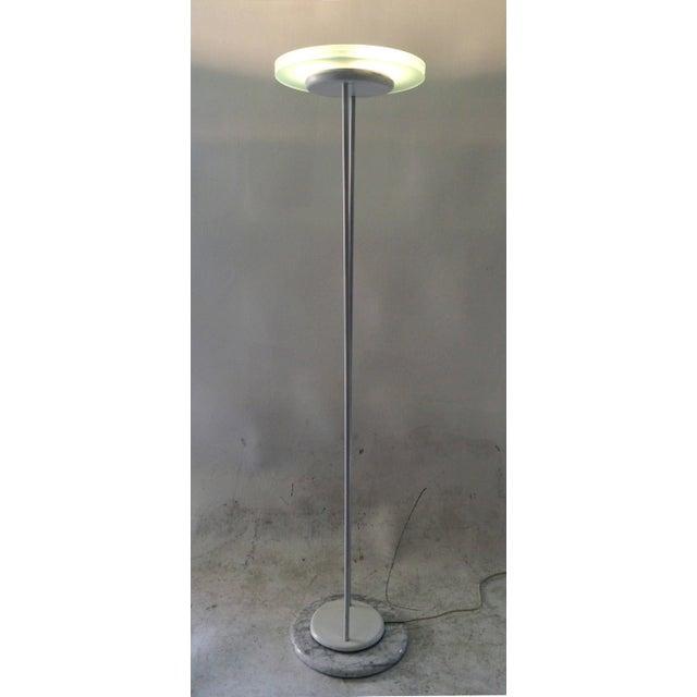 Minimal and Elegant Pair of Floor Lamps - Image 6 of 8