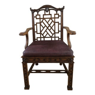 Maitland Smith Dining Armchair