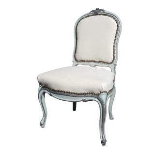 19th Century French Provencal Louis XV Single Chair For Sale