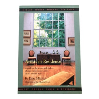 Artists in Residence Book For Sale