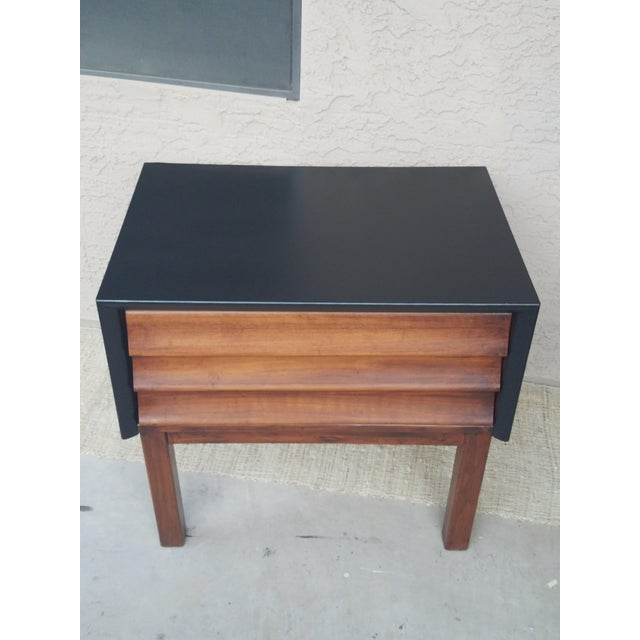 Danish Modern 1960s American of Martinsville Nightstand For Sale - Image 3 of 6