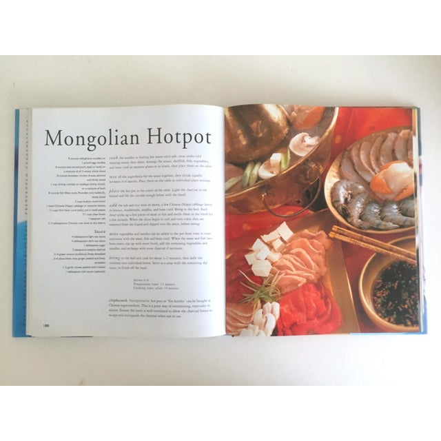 """"""" Complete Chinese Cooking """" Amy Tai Modern Chinese Hardcover Cookbook For Sale - Image 9 of 11"""
