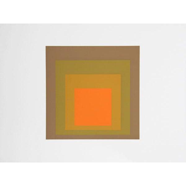 Artist: Josef Albers Portfolio: Formulation: Articulation (Double Portfolio) Title: Portfolio 2, Folder 19, Image 2 Year:...