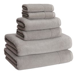 Image of Rayon Bathroom Towels and Textiles