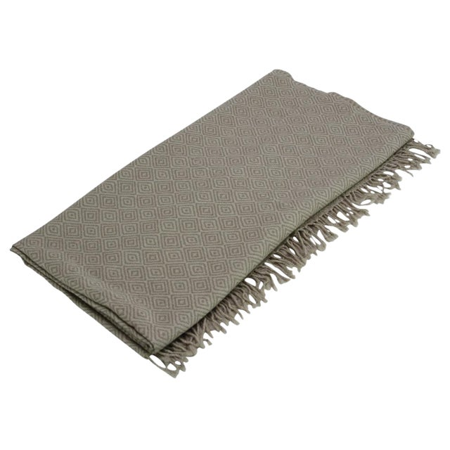 Sand Jammu Throw For Sale