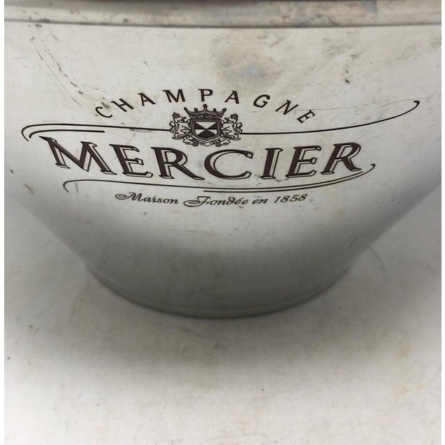 Mid 20th Century Mercier Champagne Bowl For Sale - Image 5 of 10