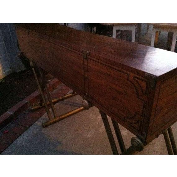 A fabulous Drexel mid-century modern desk that will be a great addition to your modern inspired home or office. Made in...