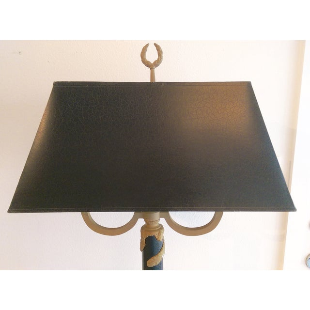 Greek-Style Traditional Floor Lamp - Image 5 of 7