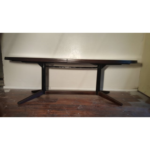 Mahogany Extendable Dining Table - Image 2 of 7