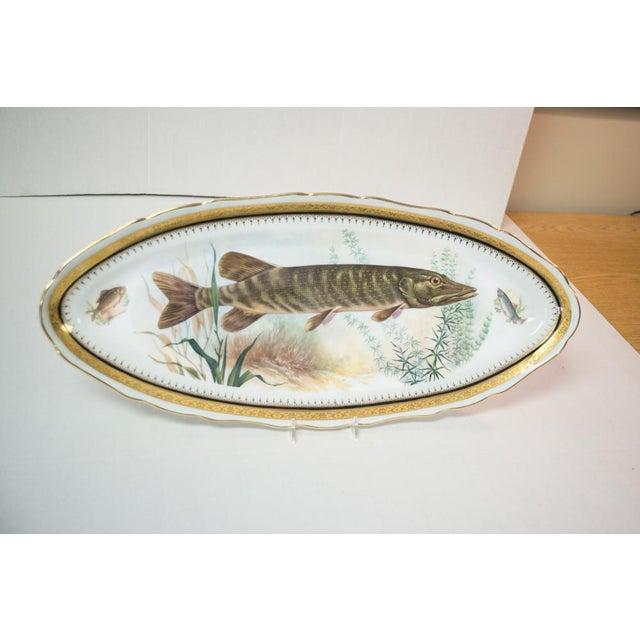 Vintage French Porcelain Dinner Set - Set of 42 For Sale - Image 7 of 10